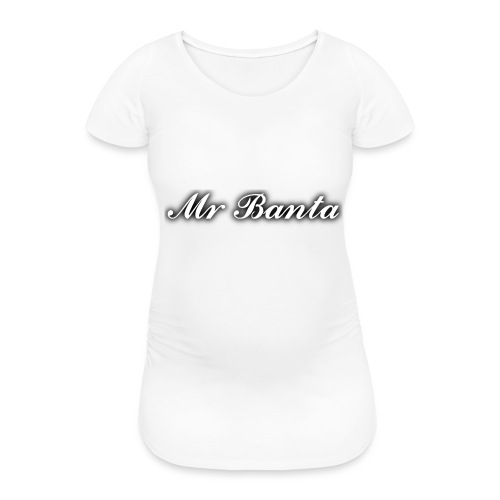 banta - Women's Pregnancy T-Shirt