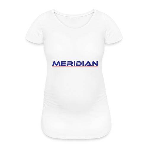 Meridian - Maglietta gravidanza da donna