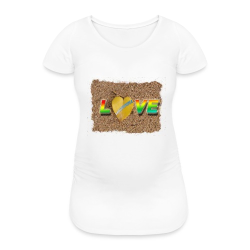 love,madinina - T-shirt de grossesse Femme
