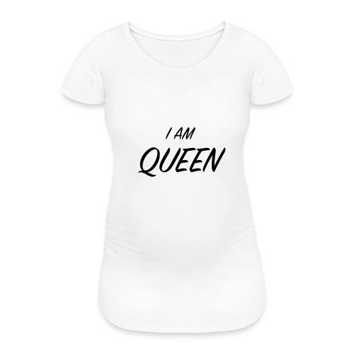 Queen - T-shirt de grossesse Femme