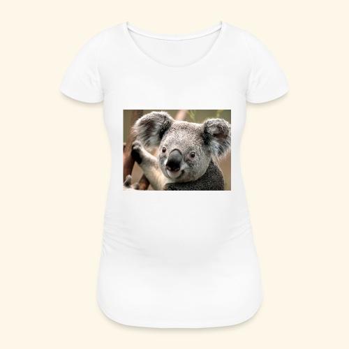 Koala - Frauen Schwangerschafts-T-Shirt
