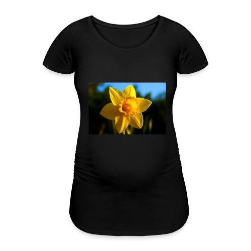 daffodil - Women's Pregnancy T-Shirt