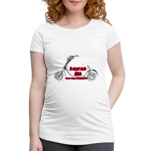 Neorider Scooter Club - T-shirt de grossesse Femme