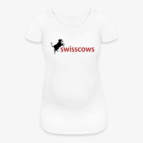 Swisscows - Frauen Schwangerschafts-T-Shirt