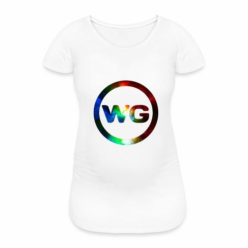 wout games - Vrouwen zwangerschap-T-shirt