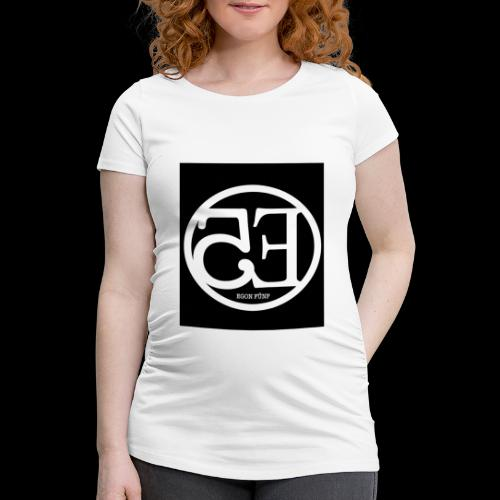 Egon2 - Gravid-T-shirt dam