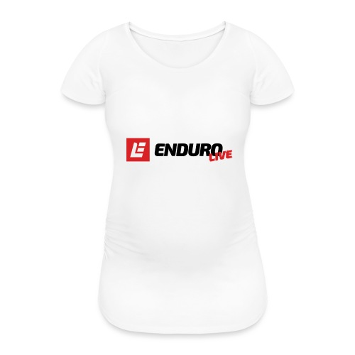 Enduro Live Clothing - Women's Pregnancy T-Shirt