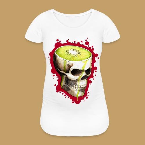 Czacha Kiwi - Koszulka ciążowa