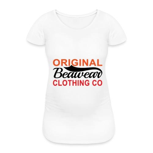 Original Beawear Clothing Co - Women's Pregnancy T-Shirt