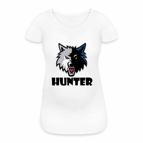 Hunter T-schirt - Vrouwen zwangerschap-T-shirt
