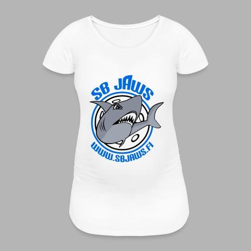 SB JAWS - Naisten äitiys-t-paita