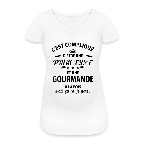 cxvxg - T-shirt de grossesse Femme