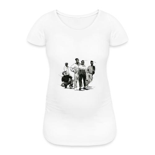 Katch22 - Women's Pregnancy T-Shirt