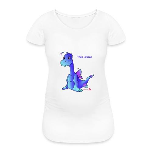 Théo Dragon - T-shirt de grossesse Femme