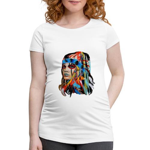 Pióra i pióropusze - Koszulka ciążowa