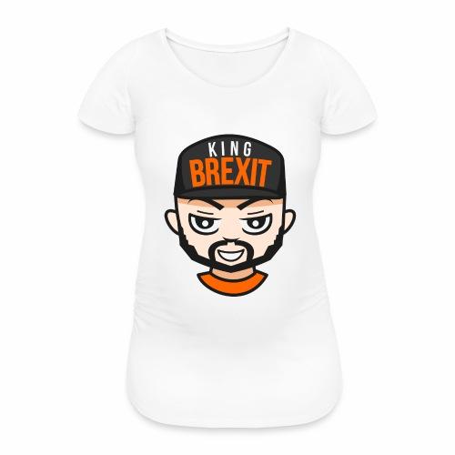 KingB - Women's Pregnancy T-Shirt