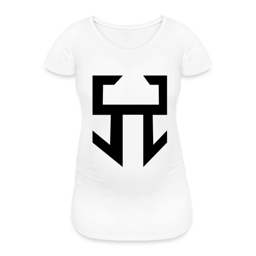 stranger logo - T-shirt de grossesse Femme