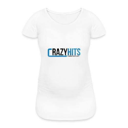 CrazyHIT - T-shirt de grossesse Femme