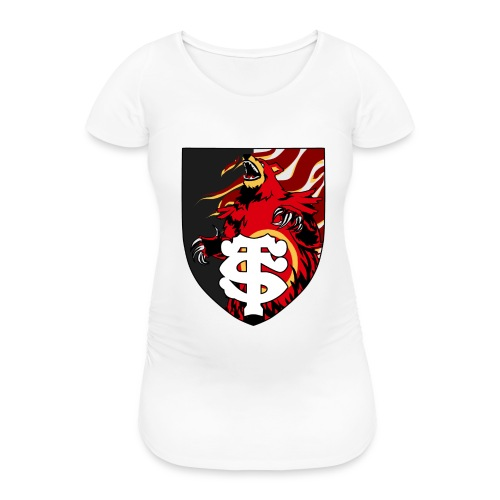 Stade touloursaring - T-shirt de grossesse Femme