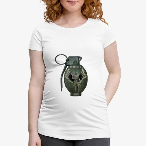 grenadearma3 png - Women's Pregnancy T-Shirt
