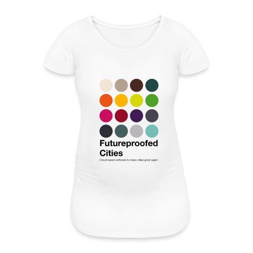 FutureproofedCities - T-shirt de grossesse Femme