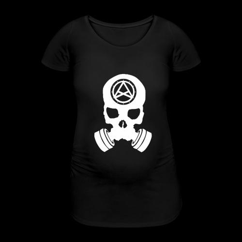 Nether Skull - Maglietta gravidanza da donna