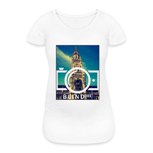 Offical BlindMe - Women's Pregnancy T-Shirt