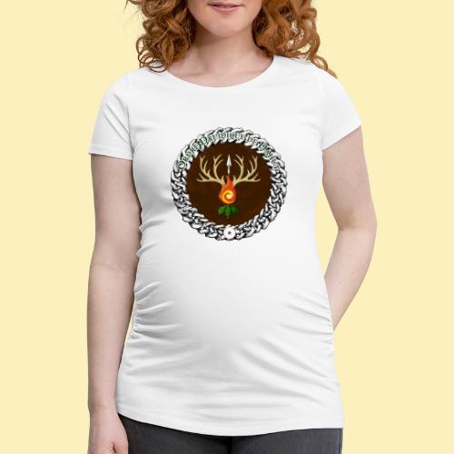 Médaillon de Neved - T-shirt de grossesse Femme