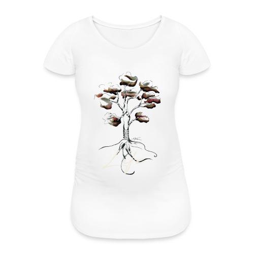 Notre mère Nature - T-shirt de grossesse Femme