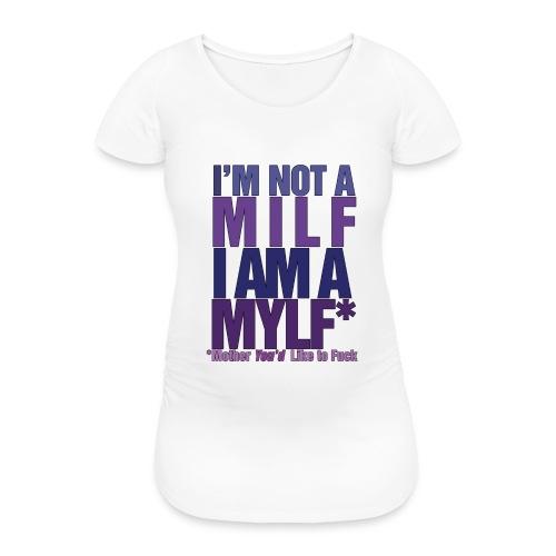 MYLF - T-skjorte for gravide kvinner