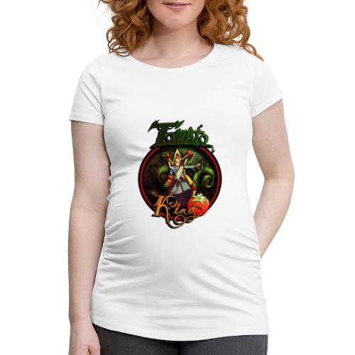 Tomato King - Twitch Back - Gravid-T-shirt dam