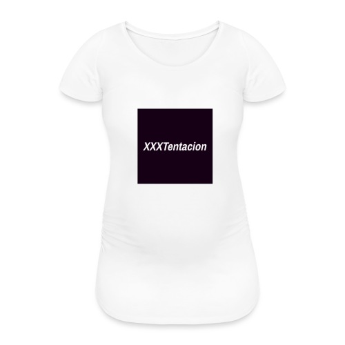 XXXTentacion T-Shirt - Women's Pregnancy T-Shirt