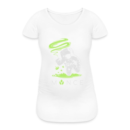 MYNCELUV – Astronaut T-Shirt - Frauen Schwangerschafts-T-Shirt