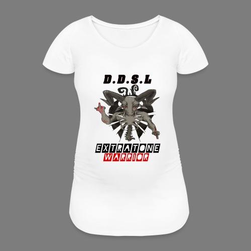 DDSL E W M.A.X - Vrouwen zwangerschap-T-shirt