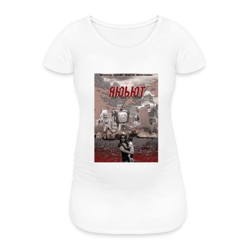 Ka bots - Vrouwen zwangerschap-T-shirt