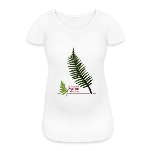 Polyblepharum - Vrouwen zwangerschap-T-shirt