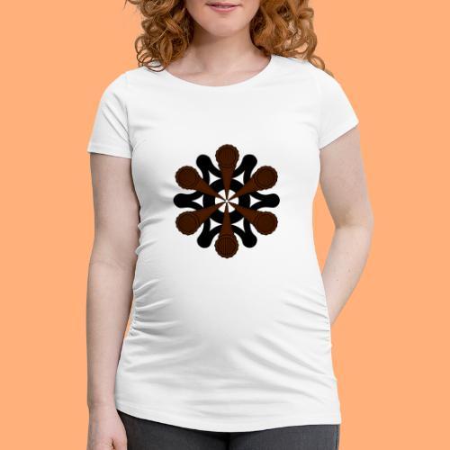vortex - T-shirt de grossesse Femme