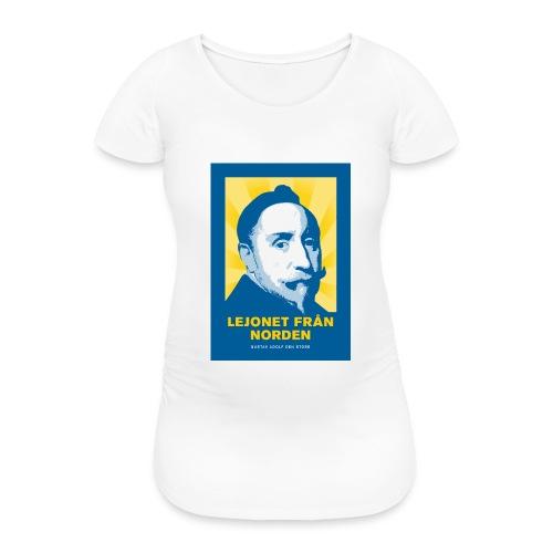 Lejonet från Norden - Gravid-T-shirt dam