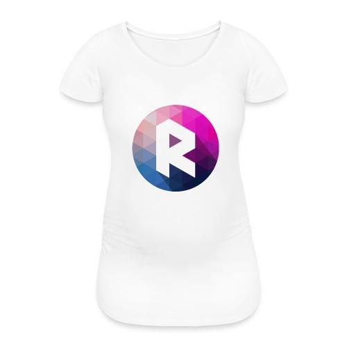 radiant logo - Women's Pregnancy T-Shirt