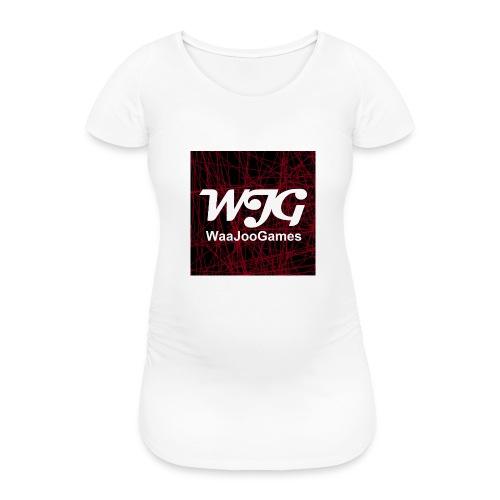 T-shirt WJG logo - Vrouwen zwangerschap-T-shirt