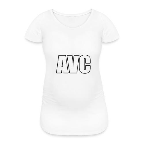mer png - Vrouwen zwangerschap-T-shirt