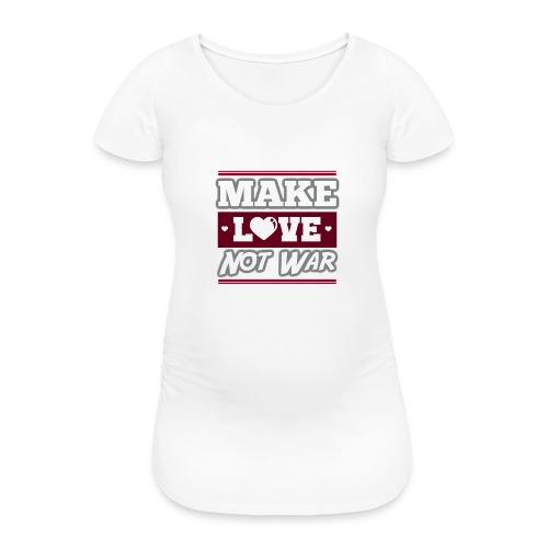 Make_love_not_war by Lattapon - Vente-T-shirt