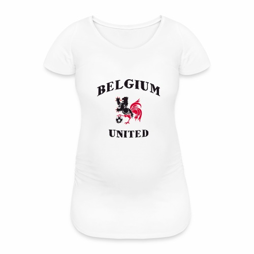 Belgium Unit - Women's Pregnancy T-Shirt
