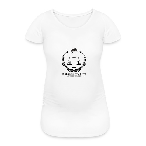 test - T-skjorte for gravide kvinner