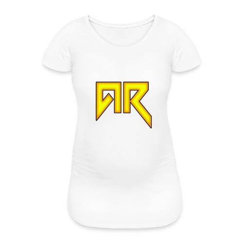 logo_trans_copy - Women's Pregnancy T-Shirt
