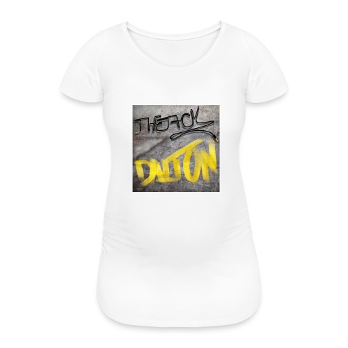 Thejackdaltonlogo - T-shirt de grossesse Femme