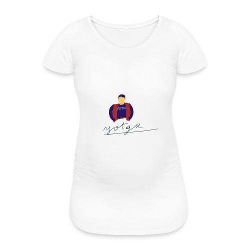 yotgu - T-shirt de grossesse Femme