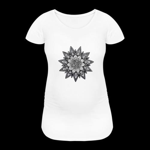 trippy dreams - T-shirt de grossesse Femme