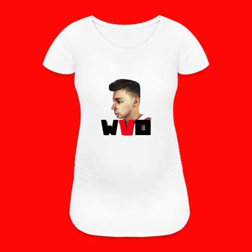WVO OFFICIAL - Women's Pregnancy T-Shirt