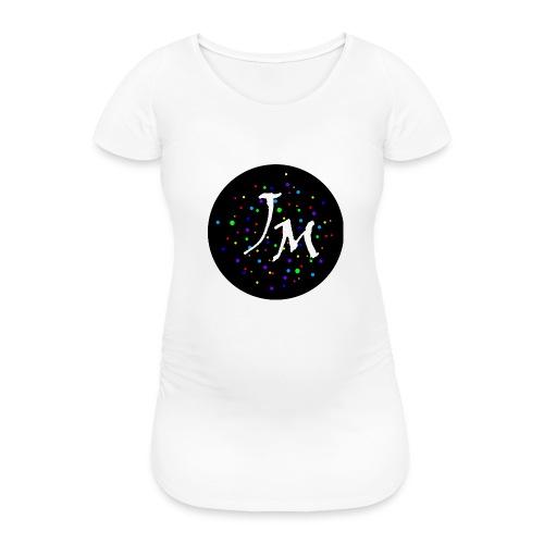 Logo - Frauen Schwangerschafts-T-Shirt
